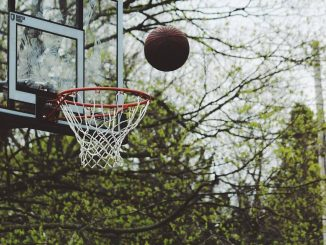 Shoot au basket
